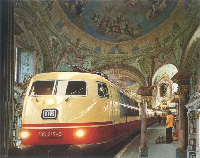 Bahnhof Admont